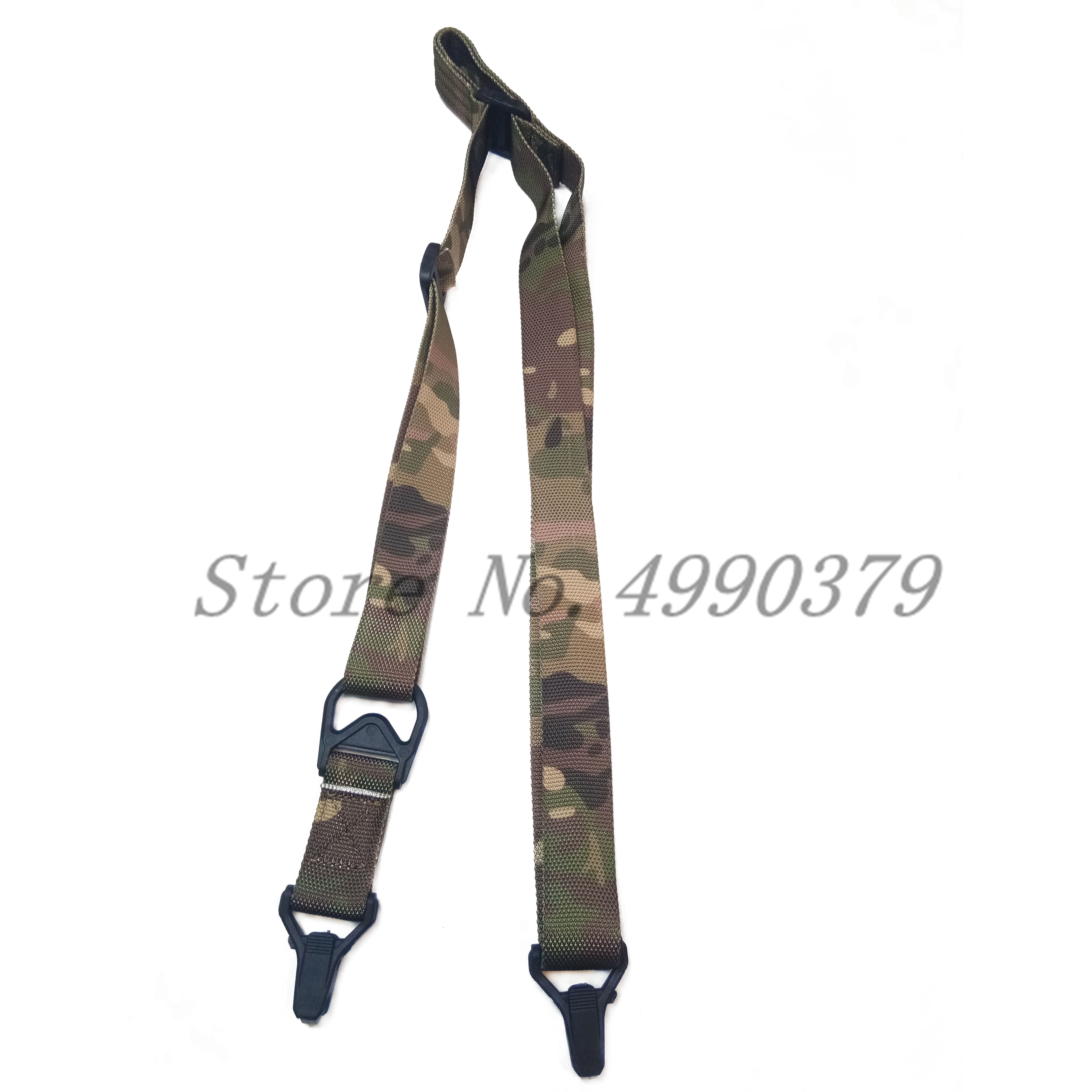 Image 4 - HANWILD  MS3 Tactical Sling Multi Mission Rifles Carry Sling Adjustable Length Shoulder Straps Wholesale-in Hunting Gun Accessories from Sports & Entertainment