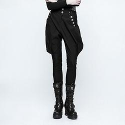 Punk Rave Women's Military Style Casual Riding Breeches K-289