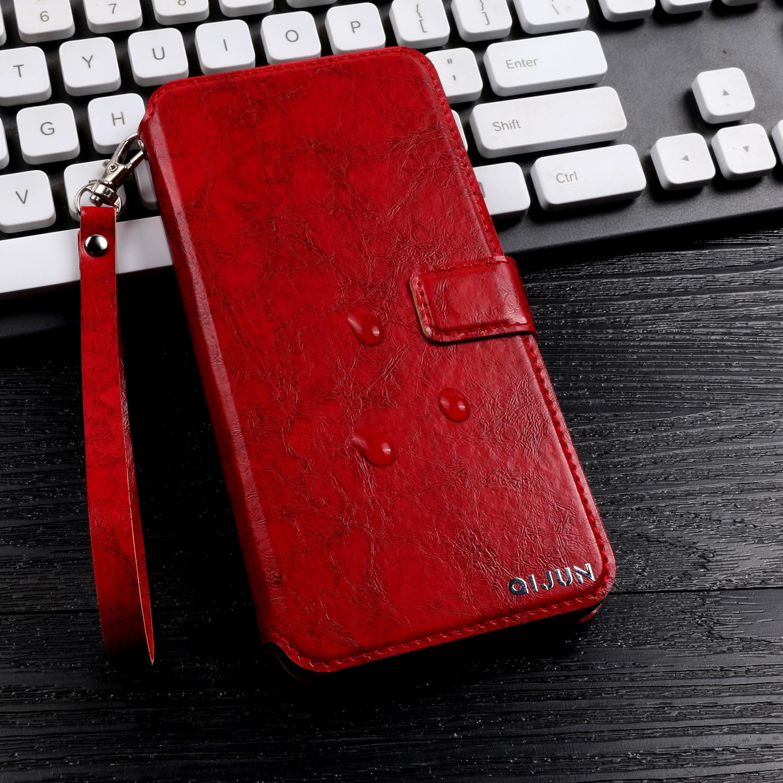 Flip case for ASUS ZenFone 4 ZE554KL Max ZC520KL Plus ZC554KL fundas wallet style cover stand for Pro ZS551KL Selfie ZD553KL in Flip Cases from Cellphones Telecommunications