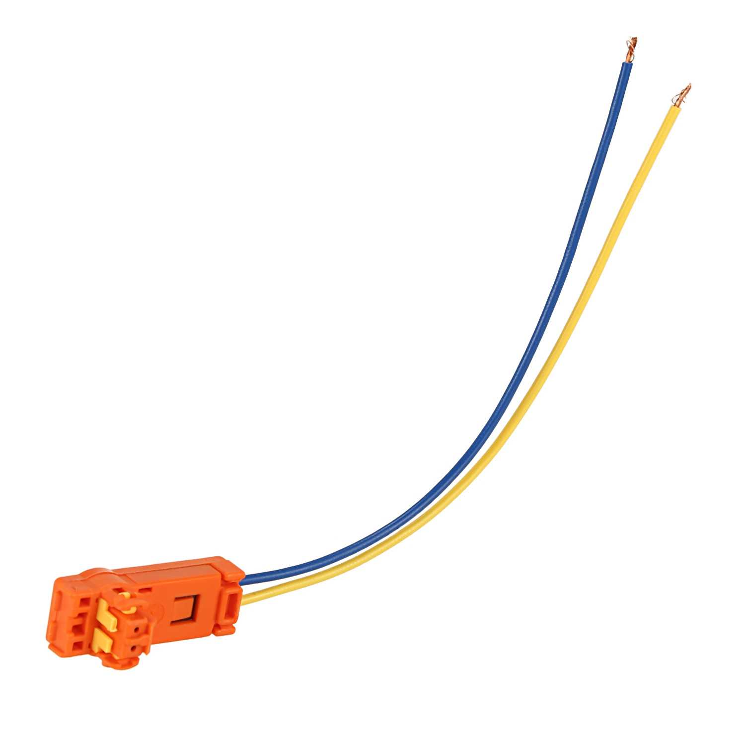 JEYL 2X Airbag Connectors Plug Clock Spring Wires For Toyota