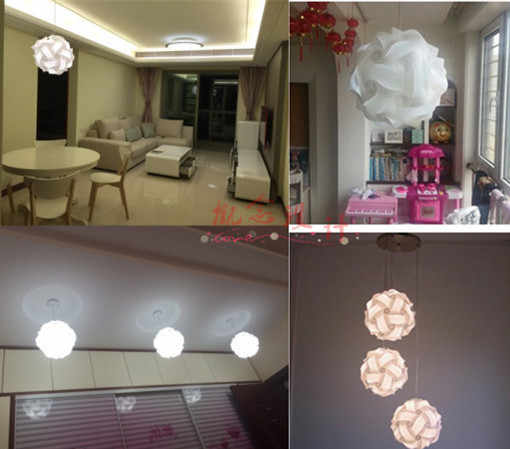 Минималистский стиль спальня гостиная столовая с одной головой личность бар Балконная Подвесная лампа тень IQ