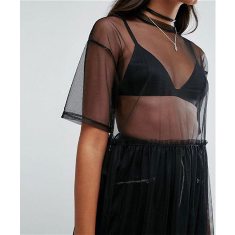 Fashion Women Chiffon Mesh Beach Cardigan Bikini Cover Up Wrap Beachwear Maxi Tulle Lace Long Dress