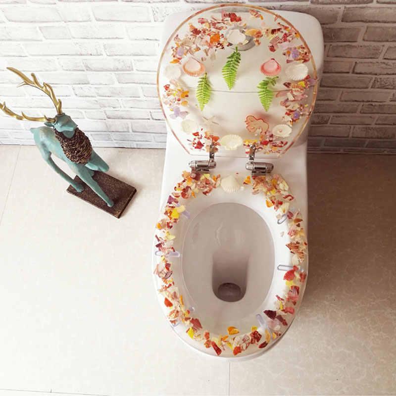 Enjoyable Universal Slow Close Toilet Seats Cover Europe Style O U V Shape Resin Toilet Lid Stainless Steel Hinged Toilet Seats J18321 Evergreenethics Interior Chair Design Evergreenethicsorg