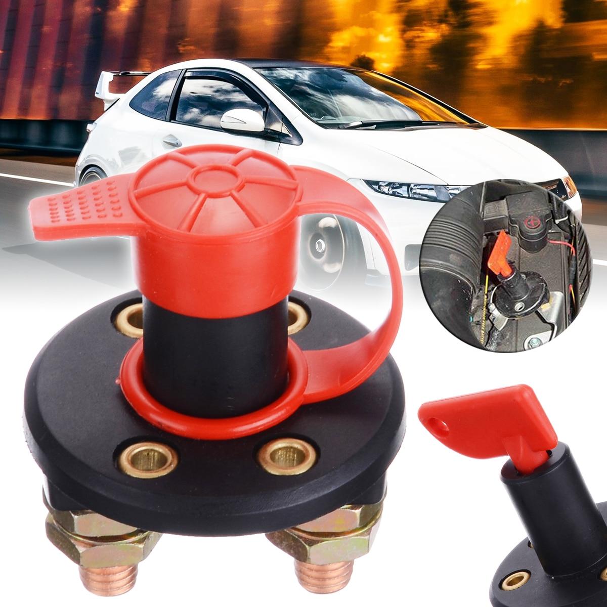 Battery Master Kill 12V Switch Isolator Disconnet Rotary Cut Off Car Boat RV