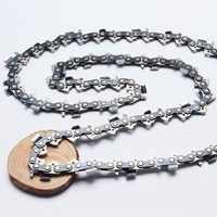 """Chainsaw Chains Small 3/8 .058guage (1.5mm)"""" Full Tooth Hardeare Chains Sharp Wearable 25 Feet/Roll"""