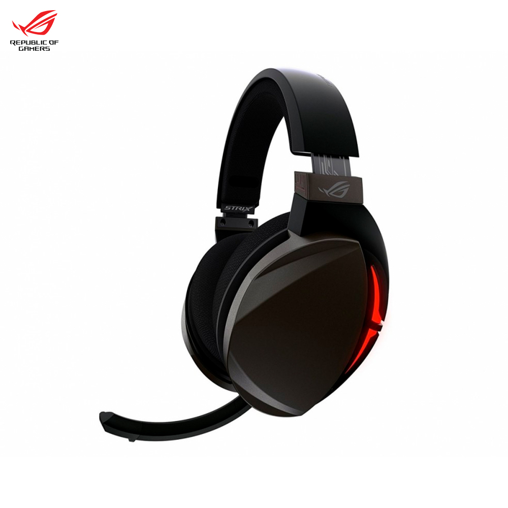 Earphones & Headphones ASUS ROG STRIX FUSION 300 90YH00Z1-B8UA00 computer wired headset gaming цена