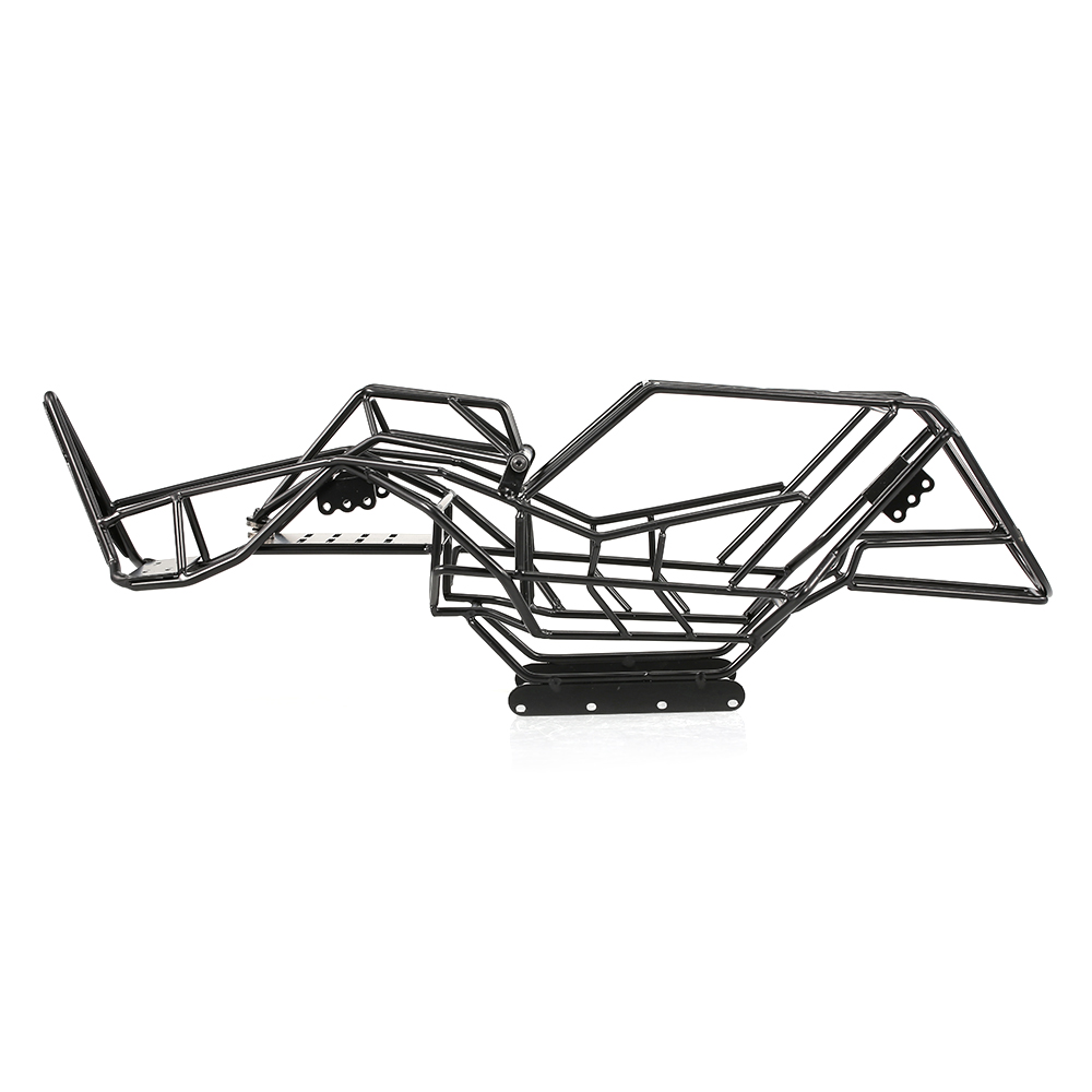 Roll Cage Metal Chassis Frame RC Car Body for 1/10 Axial Wraith AX90018 90020 RC Car DIY Rock Crawler Parts Accessories 60 kinds bracket bag rc car frame diy toy accessories technology model accessories quadcopter rc car servo fpv gimbal parts