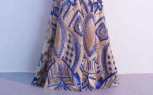Image 5 - BANVASAC O ネック 2020 スパンコールマーメイドドレスパーティーレース半袖イリュージョンジッパーバックウエディングドレス