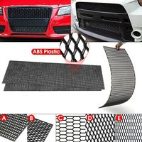1pcs Universal Racing Honeycomb Mesh Grill Bumper Vent Air Intake Meshed Grille For Benz for Audi Car Styling