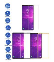 Hartowane szkło ochronne pełne 9 H do Samsung Galaxy Note 9 wybrać kolor w Etui do ekranu telefonu od Telefony komórkowe i telekomunikacja na