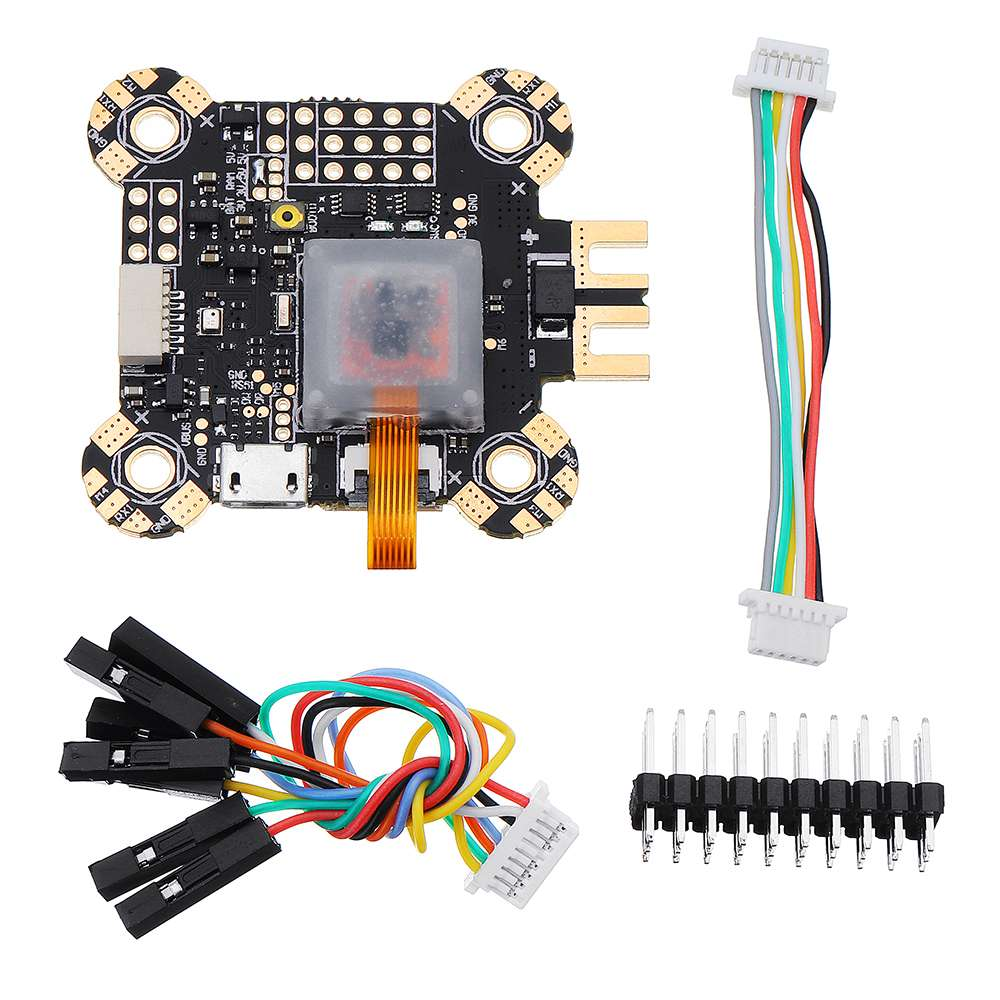 F4 Pro V4 Flight Controller F4+OSD+PDB For FPV RC Mini Racing Airplanes Quardcopter Spare Parts ModuleF4 Pro V4 Flight Controller F4+OSD+PDB For FPV RC Mini Racing Airplanes Quardcopter Spare Parts Module