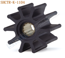 SHCTR гибкий крыльчатка для JABSCO 17937-0001, CEF 500114, JMP 7426,3588475