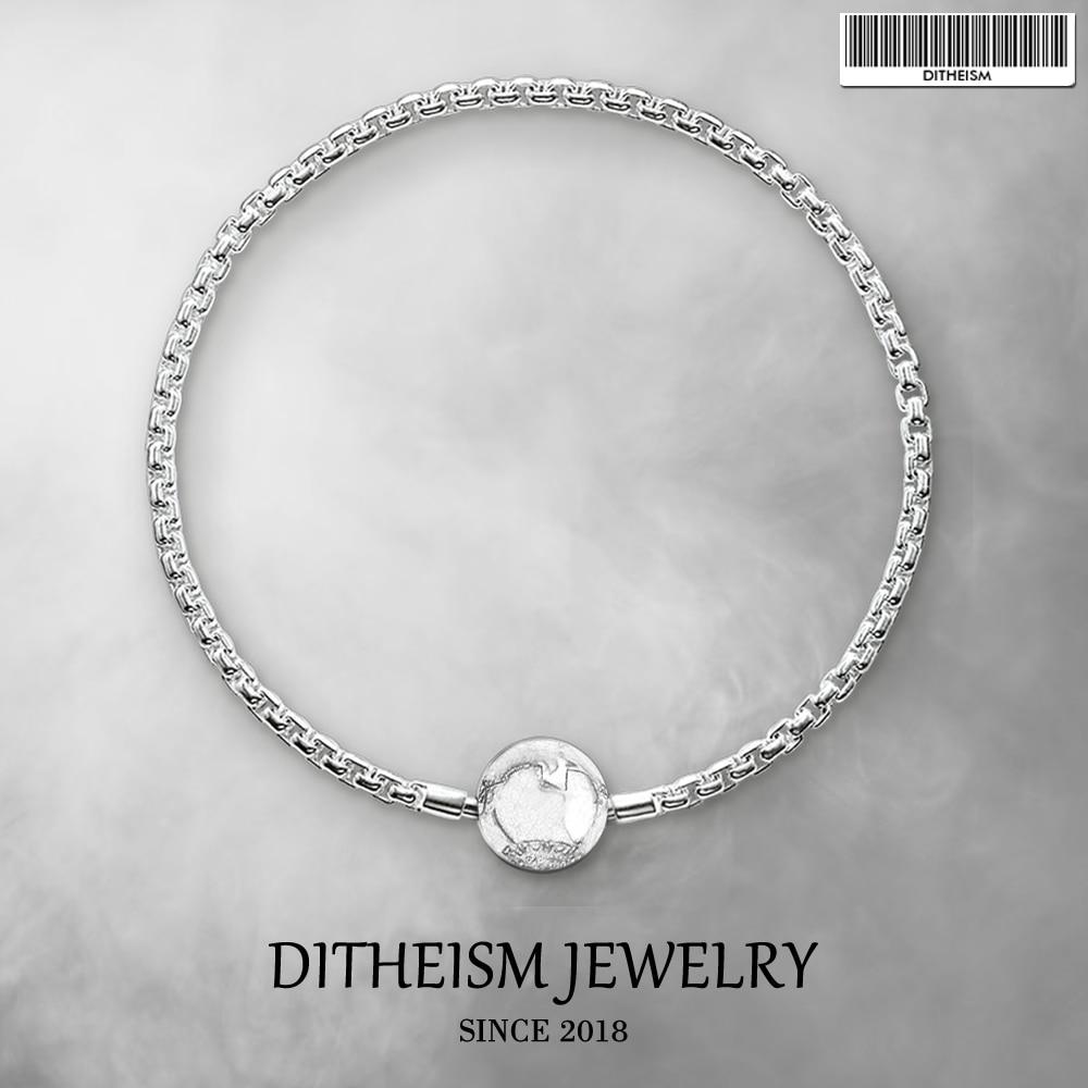 Link Chain Bracelets Karma...