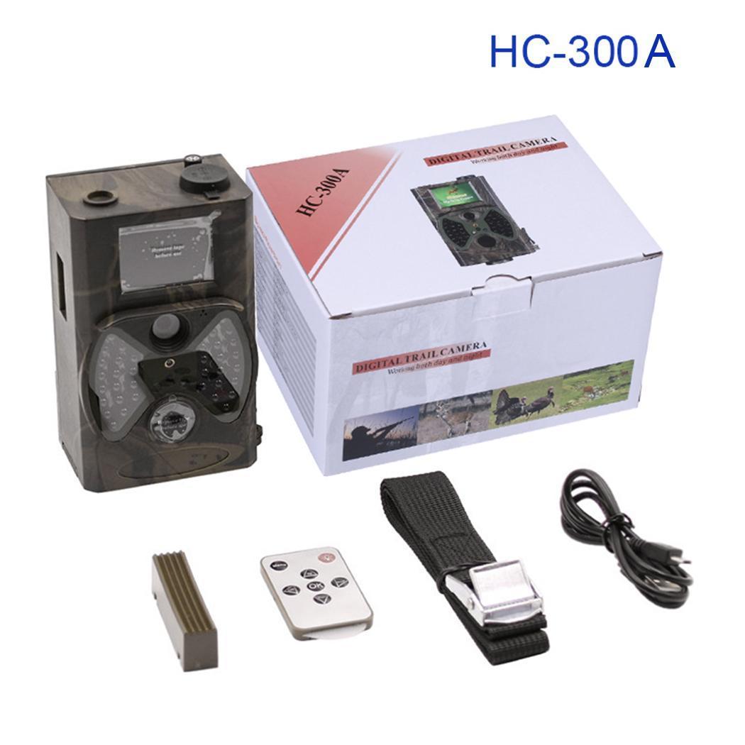 GSM MMS GPRS Охота trail камера hc 300 м/HC 300A с 940nm ночное видение светодиоды наружная инфракрасная камера для беспроводной cam