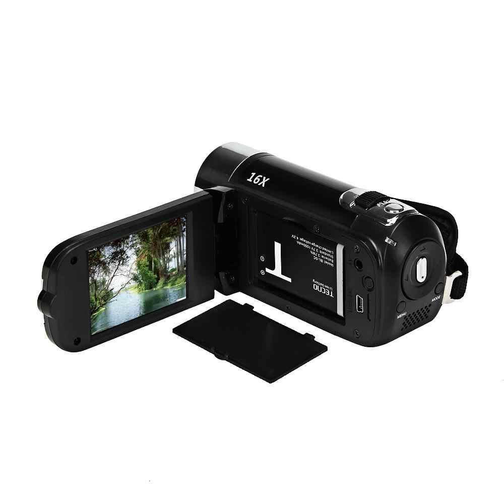 EastVita HD 1080P 16 メートル 16X デジタルズームビデオカメラ TPT 液晶カメラ Dv ホームカメラ r20