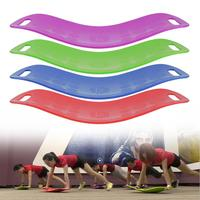 Balance Board Fitness Board Sport Yoga Workout Board Purple Train Exercise up to 400lbs Turnboard