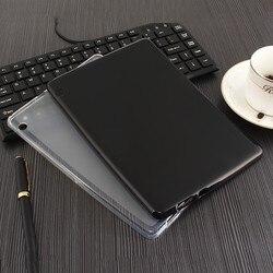Coque arrière en Silicone pour Huawei Mediapad T5 AGS2-L03 L09 AGS2-W19 W09 étui antichoc pour Mediapad M5 Lite BAH2-W19 W09