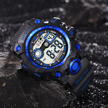 New Military Watches Waterproof Men Digital Wrist Watch Sports Rubber Band S Shock Watch Fitness Outdoor For Male Clock Relojes(China)