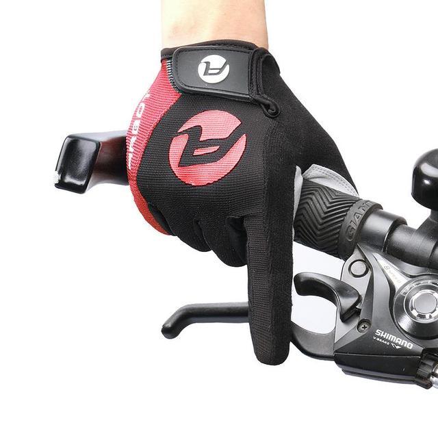 Anti-slip Full Finger Gloves For Hiking 8