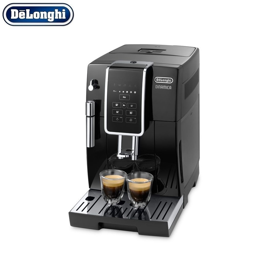 Coffee Machine DeLonghi  ECAM 350.15 B kitchen automatic Coffee machines automatic Coffee Maker cappuccino Kapuchinator automat coffee pull flower mold coffee printing model powder pad latte cappuccino 16 with coffee