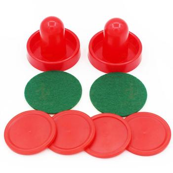 Air Hockey Table Puck Mallet Puck Goalkeepers Equipment Accessories for Game Tables Board Games Family Recration Tool