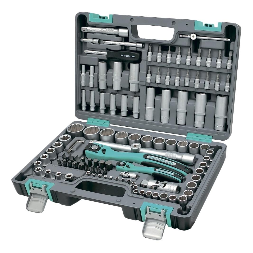 Hand tool set STELS 14122