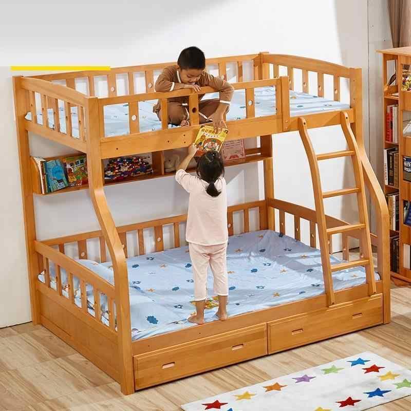Освещенный Enfant дети Letto Matrimoniale Тоторо Yatak odsi мобильный ящик мебель для спальни Cama модерана Mueble двухъярусная кровать