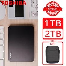"TOSHIBA 1TB 2TB 3TB החיצוני HDD 1000GB HD נייד הדיסק USB 3.0 SATA3 2.5 ""HDTB110A 100% מקורי חדש"