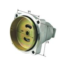 1 Pcs 26mm 9 Spline Kupplung Gehäuse Träger Montieren Trommel Für Verschiedene Pinsel Schneider Kupplung Für Trimmer