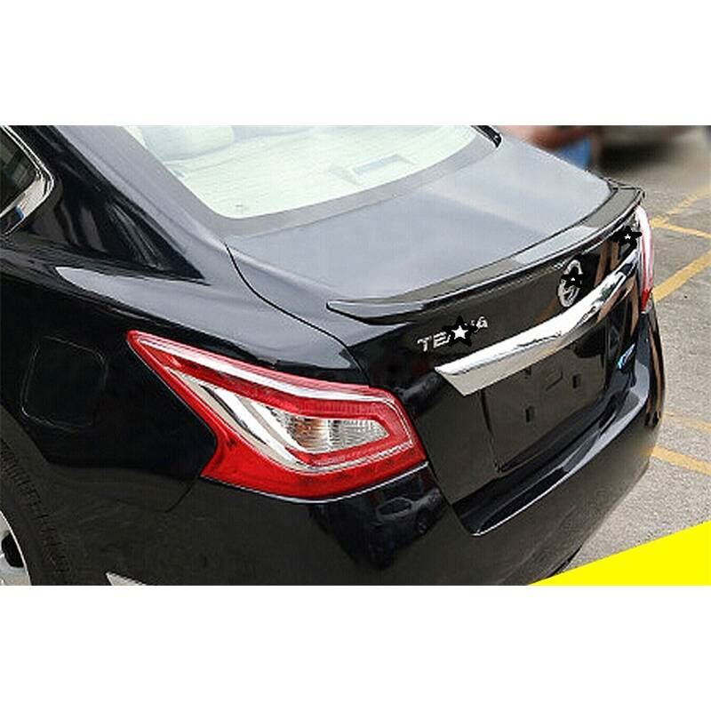 Modification Accessories Decorative Decoration Upgraded Auto Spoilers Wings 08 09 10 11 12 13 14 15 16 17 18 FOR Nissan Teana in Spoilers Wings from Automobiles Motorcycles