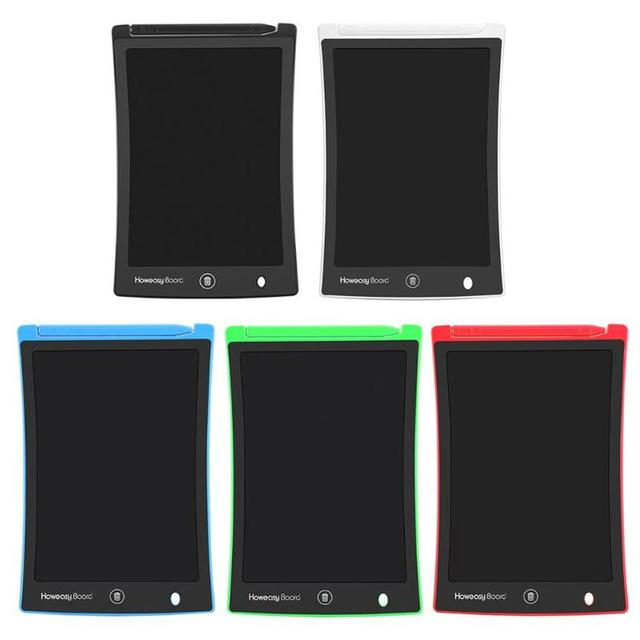 Drawing Board 8.5 Inch LCD Writing Tablet Kids Printing Graffiti Pad Graphics Board LCD Writing Tablet for Early Study