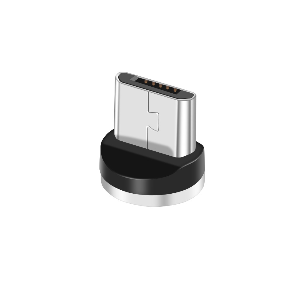Magnetic Connector Type C Micro USB C  1 pin Fast Charging Adapter Phone Microusb Type-C Magnet Charger cord plugs android