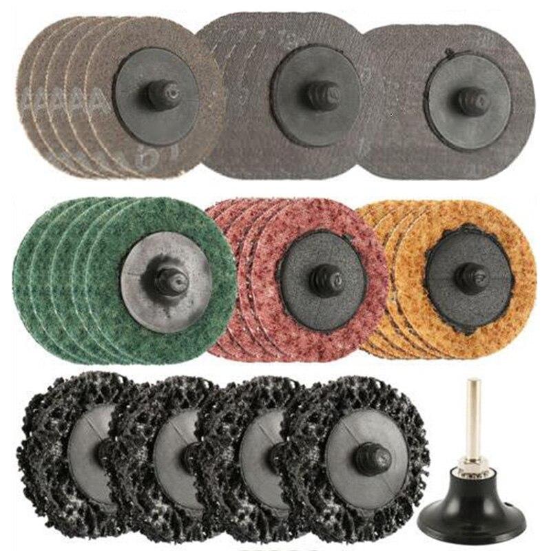 35Pcs Sanding Discs Set 2