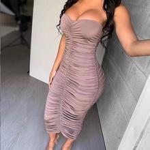 NewAsia Maxi Summer Dress 2019 Ruched Party Dress Women Off Shoulder Sexy Long Bodycon Dress Fashion Runway Slim Elegant Dresses