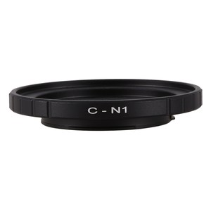 Image 2 - שחור 16mm C הר Cine סרט עדשה לניקון 1 הר J1 V1 J2 V2 J3 V3 J4 מצלמה עדשת מתאם טבעת C N1 C nikon 1