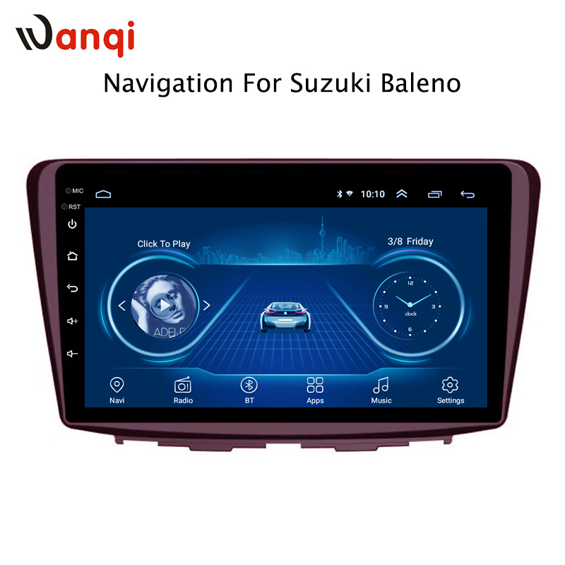 Hot Sale 9 Inch Android 8.1 Car Dvd Gps Player for Suzuki Baleno 2015-2018 built-in Radio Video Navigation Bt WifiHot Sale 9 Inch Android 8.1 Car Dvd Gps Player for Suzuki Baleno 2015-2018 built-in Radio Video Navigation Bt Wifi