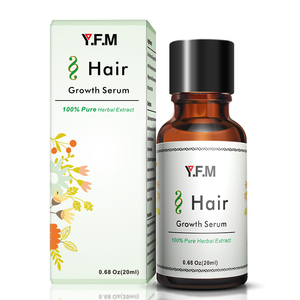 Pure Herbal Fast Hair Growth Serum Activ
