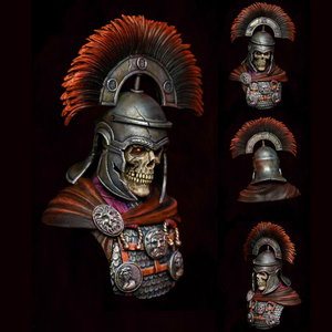 1/9 Resin bust model kit Ancient science fiction centurion Unpainted and unassembled X190G
