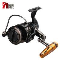 NOEBY Infinite Max Drag 25kg Jigging Fishing Reel 7000 9000 Saltwater Surf Fishing Spinning Reel Metal Handle Quality Jig Reel