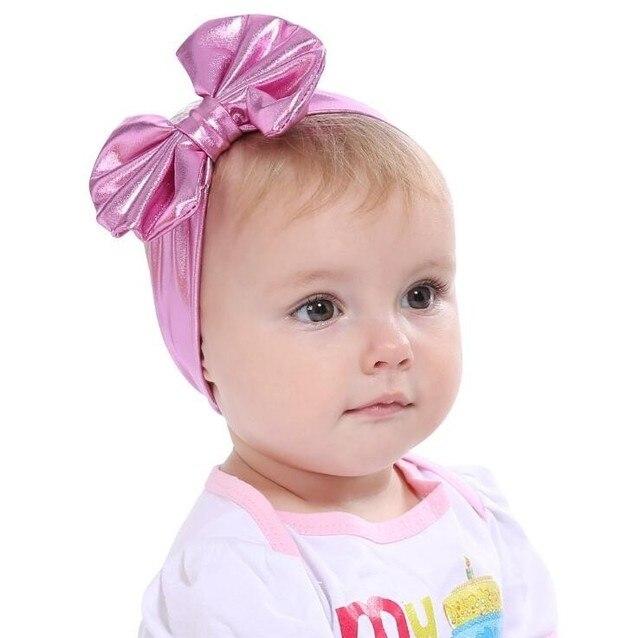 Baby Meisje Hoofdband Baby Haar Accessoires Kleding Band Bows