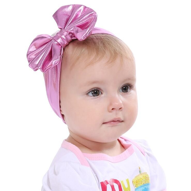baby girl headband Infant hair accessories clothes band bows newborn tiara headwrap Gift Toddlers   Headwear   hairband