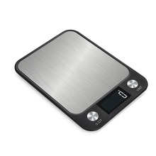 Hot Sale Digital  Scale Stainless Steel Electric High-precision Food Baking LCD Backlight Display