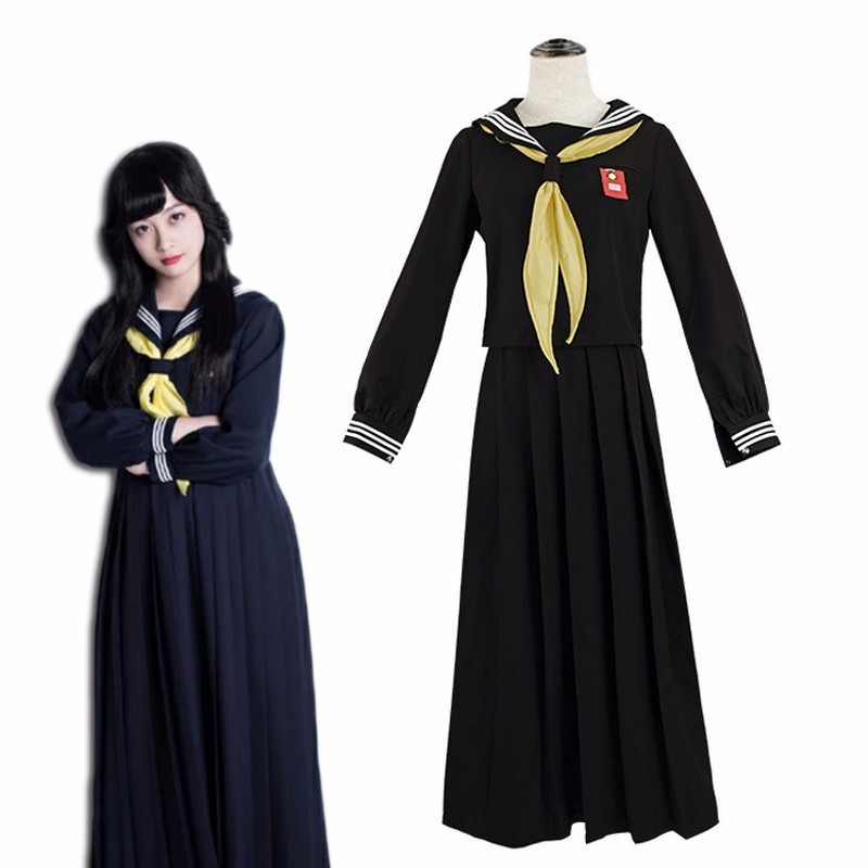 Kyou Kara Ore Wa Cosplay Costume From Today It's My Turn!! Hayagawa Kyoko Dress Girs JK School Uniform Women Sailor Suit Outfit