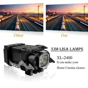 Image 5 - 소니 XL 2400 KDF 46E2000 KDF 50E2000 KDF 50E2010 KDF 55E2000 프로젝터 전구 램프에 대 한 새로운 tv 램프 xl2400 KDF E42A10