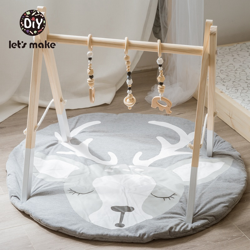 Cartoon Animals Baby Play Mats Pad Toddler Kids Crawling Blanket Round Carpet Rug Toys Mat For Children Room Decor Photo PropsCartoon Animals Baby Play Mats Pad Toddler Kids Crawling Blanket Round Carpet Rug Toys Mat For Children Room Decor Photo Props