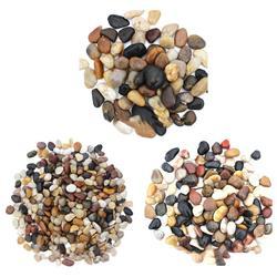 Речные скалы, наружные декоративные камни, галька, большая булыжница, красочный гусь, теплый брусчатка, садовый дождевой камень, 1-3 см/2-4 см/3-6...
