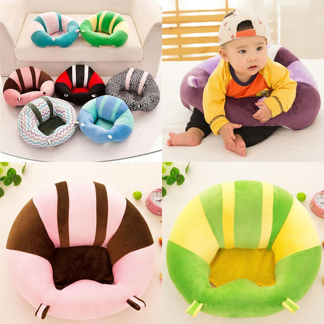 Dropshipping Infantil Baby Sofa Baby Seat Sofa Support Cotton Feeding Chair For Tyler Miller Keep Sitting Posture Comfortable Fo