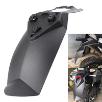 For BMW Motorcycle Rear Fender Mudguard Protector Mud Guard fairing F800GS ADV Adventure /F700GS /F650GS 2008 2017