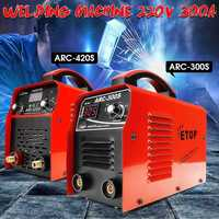 IGBT ARC 0 300A Welding Inverter Welding Machine 220V Digital Display IGBT MMA ARC ZX7 welding machine Easy weld electrode Arc