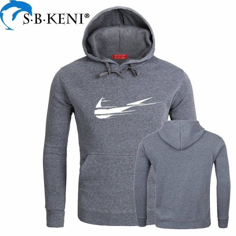 2018 The New Fashion Brand Men Hoodies Sweatshirt Printing Men s Street wear Hip hop Funny